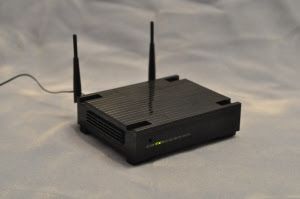 Lego router