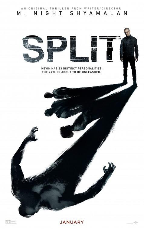 Risultati immagini per split film poster