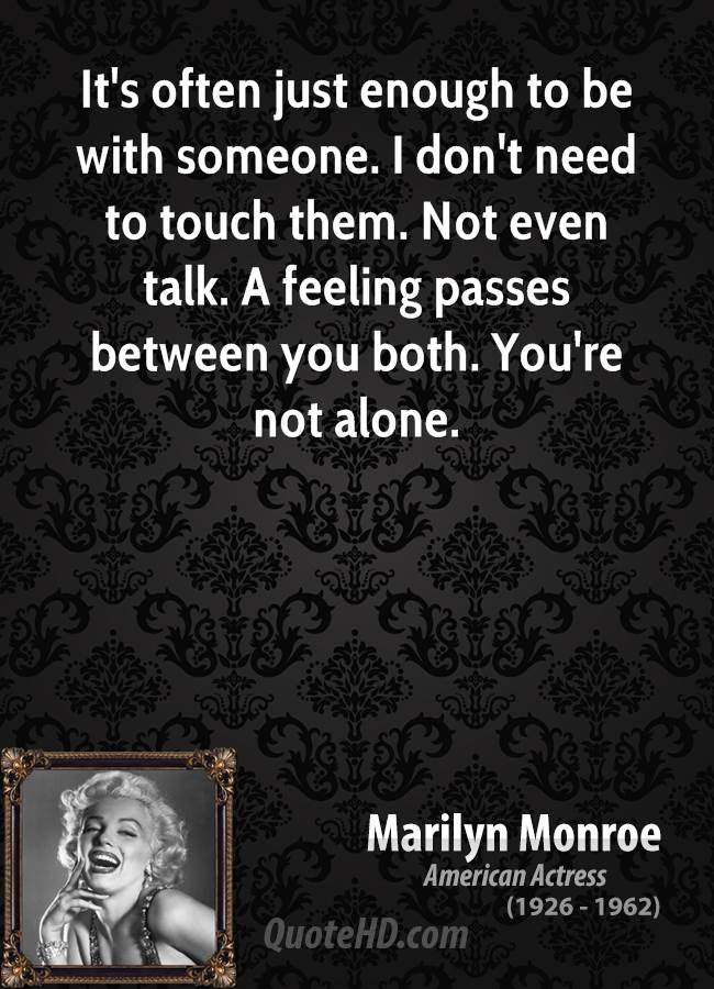 Marilyn Monroe Quotes Quotehd