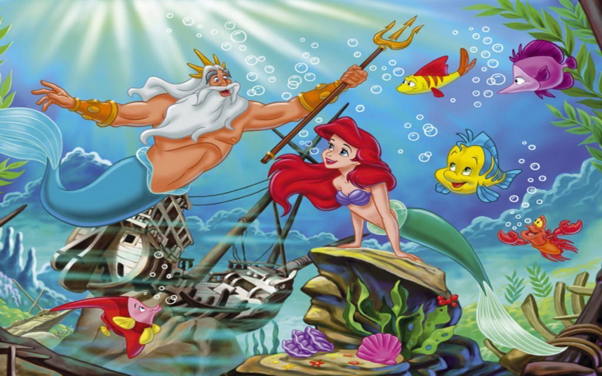 Ariel Wallpaper Hd X Wallpaperlayer The Little Mermaid Wallpaper