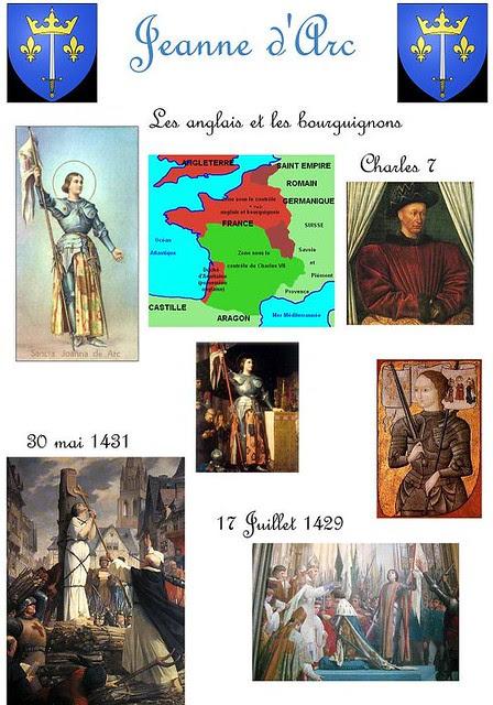 AAAAAAAAfiches Jeanne d'Arc