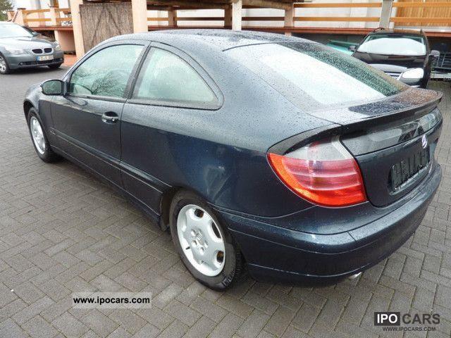 2001 Mercedes-Benz CL 200 Kompressor Sports Coupe / Euro3 ...
