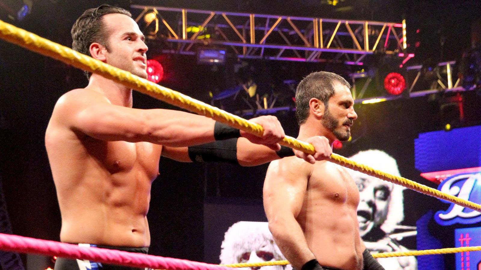 Cobertura: WWE NXT Wrestling (19/10/2016)