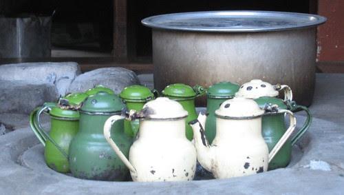 Chaikhana / tea stall