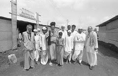 My Naga Sadhu Guru Shri Vijay Giri Maharaj of Junagadh Akhada by firoze shakir photographerno1