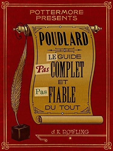Couverture Poudlard : Le guide pas complet et pas fiable du tout