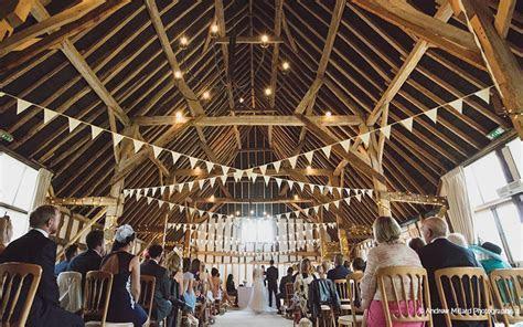Barn Wedding Venues Hampshire   Clock Barn   CHWV