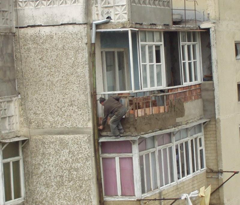 Tricks Orang Rusia Merenovasi Bangunan