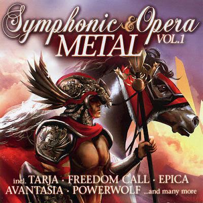 Various Artists - Symphonic & Opera Metal Vol. 1 (2015) 320 kbps