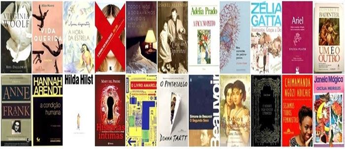 livros escritos por mulheres literatura
