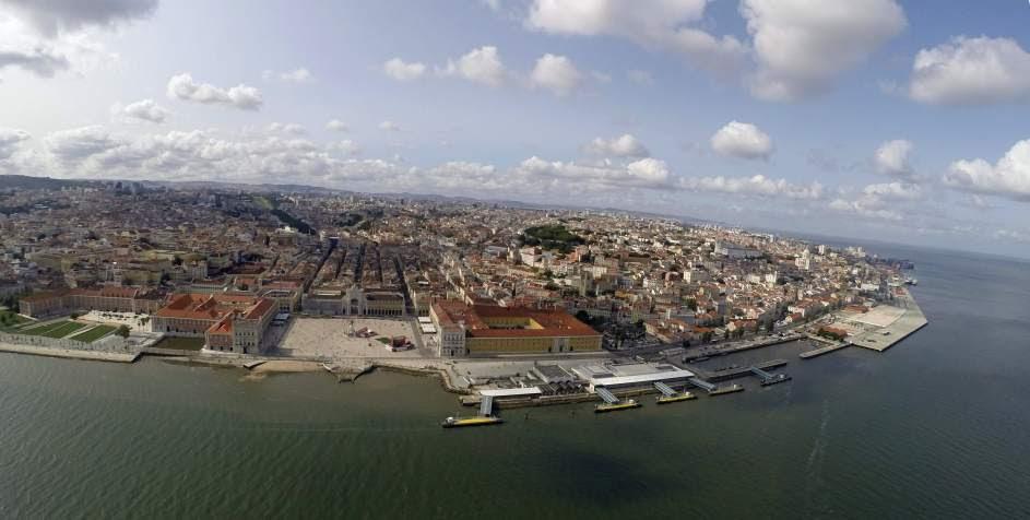 Lisboa se podrá visitar desde el aire
