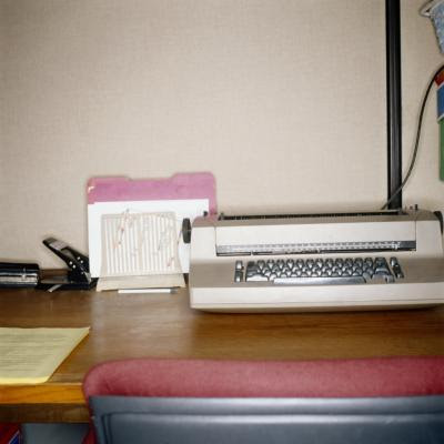 Some Selectric III typewriters are still used today.
