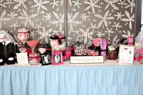 Candy Bar by wedding channel