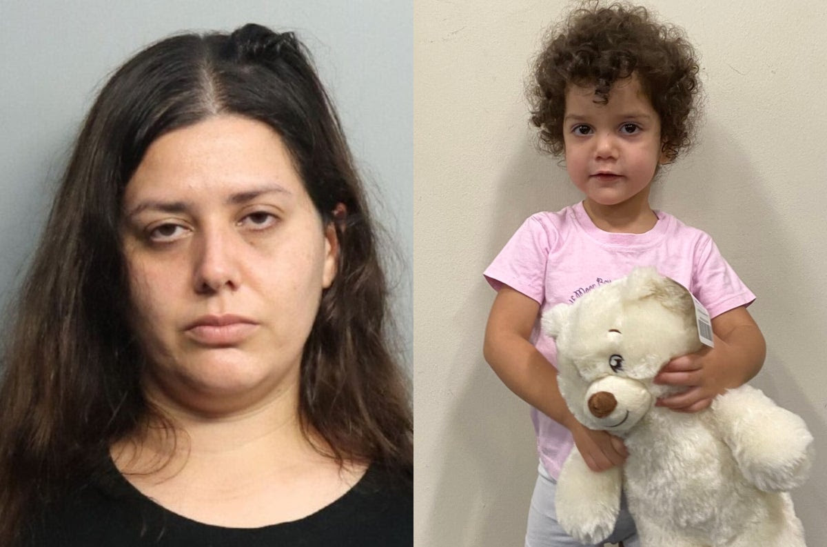 Woman 'tries to abandon' toddler at hospital with off-duty officer