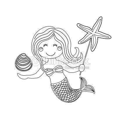 Personaje De Dibujos Animados Lindo Dibujado A Mano Infantil De