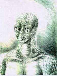 El origen de los reptilianos