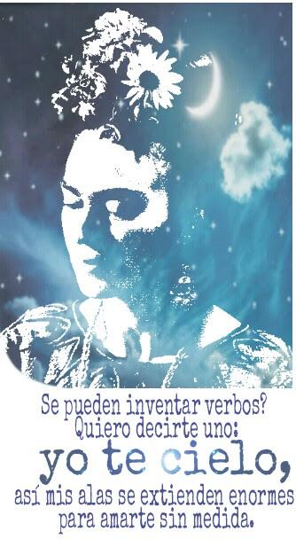 Cita De Frida Kahlo Se Pueden Inventar Verbos