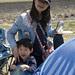 Kyo-chan & mum