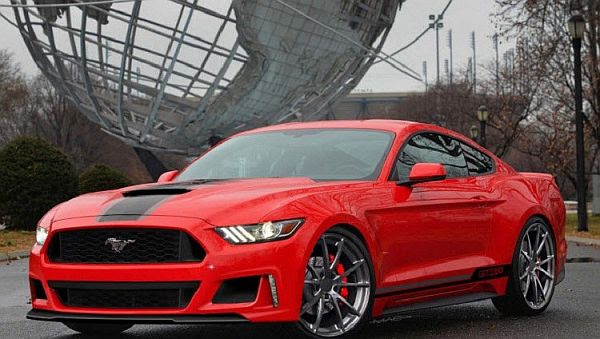 2017 Ford Mustang Concept, Price, Specs, Photos