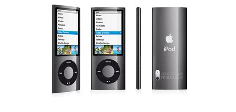 amazoncom apple ipod nano  gb  generation black
