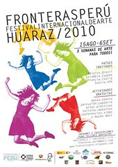 Affiche Fronteras Huaraz