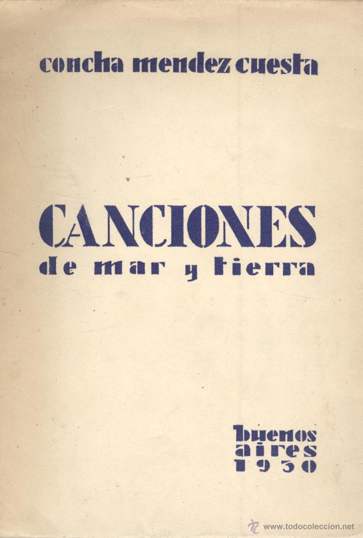 Resultat d'imatges de Concha Méndez libros