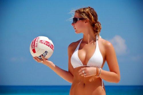 Девушки, ради которых стоит полюбить волейбол (24 фото)