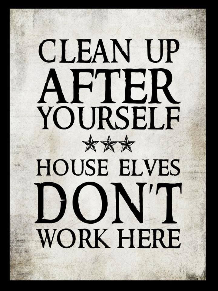Quotes About Clean Up 193 Quotes
