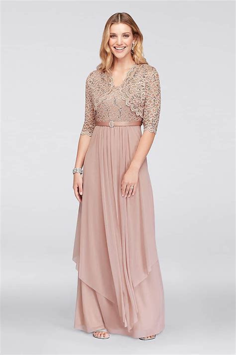 Rose Gold Mother of the Bride Dresses   Dress for the Wedding
