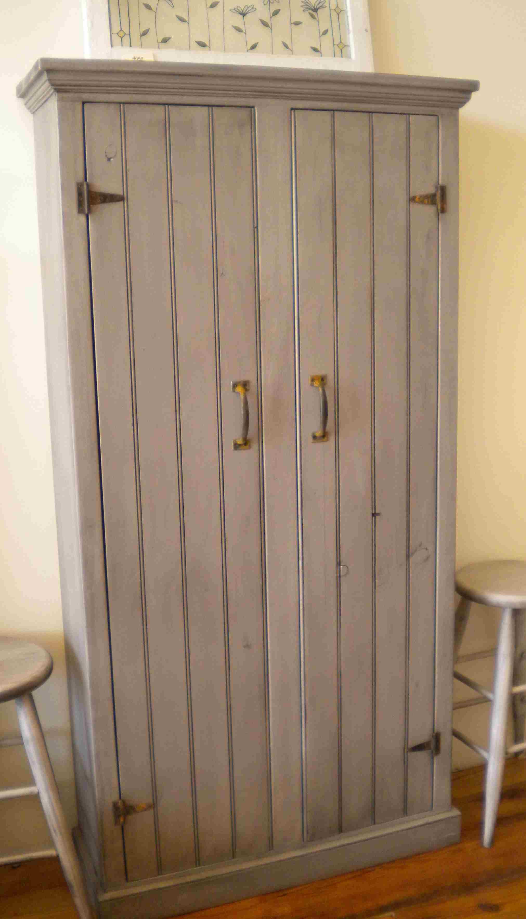 Double Door Pantry Cabinet