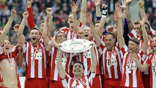 Bayern de Munique Campeão