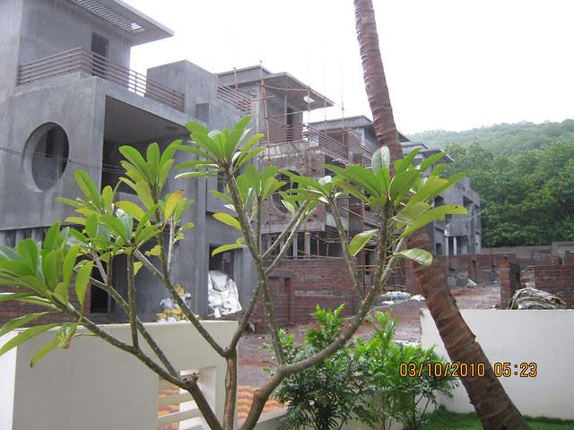 Shreeji Properties' Forest View Bungalows at Somatane PhataIMG_3182