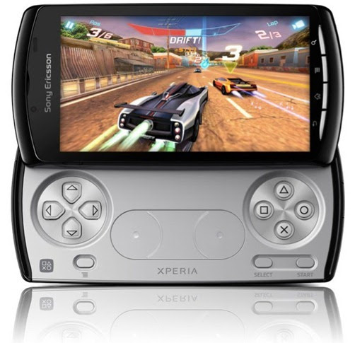 Sony Ericsson Xperia Play  10 Best Android Cell Phones in 2011