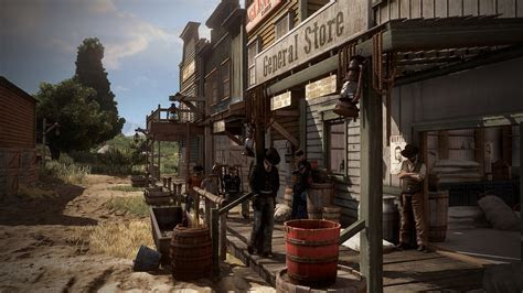 Wild West Online MMO Game Wallpaper #42508