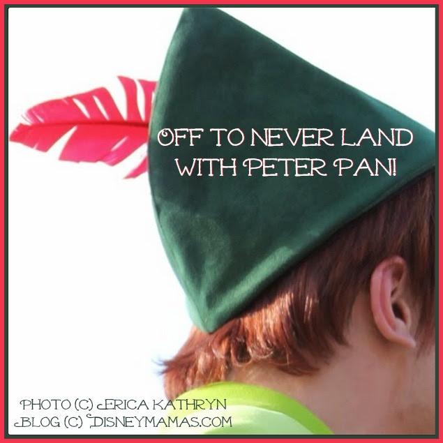 Disney Mamas Off To Never Land With Peter Pan Disney Mamas