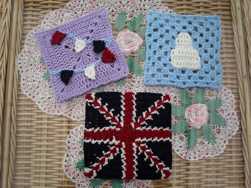 lally lou (UK) Your Squares arrived today! Thank You!