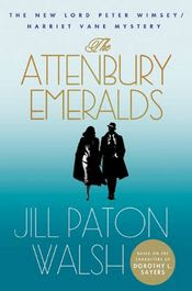 The Attenbury Emeralds by Jill Paton Walsh