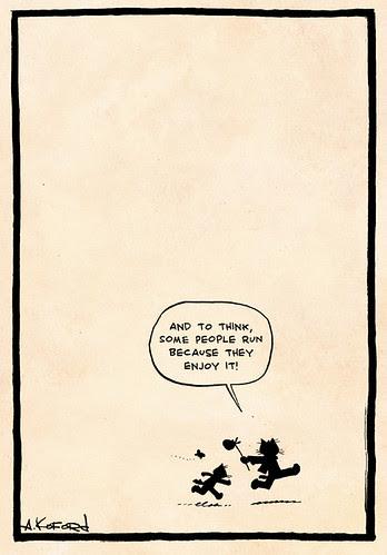 Laugh-Out-Loud Cats #2389 by Ape Lad