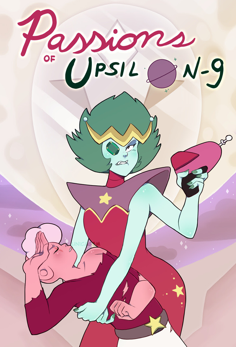 Season 73. After the dramatic battle of Clavia-7, where Yellow Diamond is brainwashed by White and forced to crack Blue, the latter is rushed to Earth where Steven is rebuilding the communication hub....