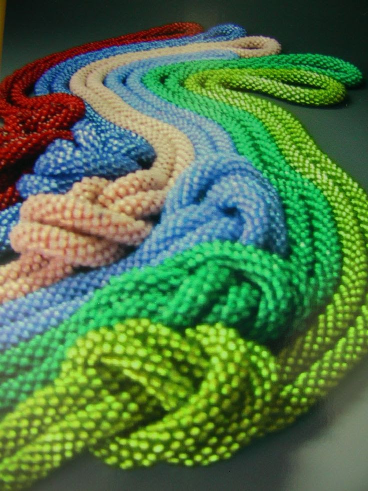 It's All About Creating: Bead Crochet
