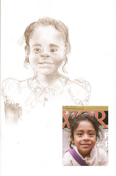 Girl from Peru