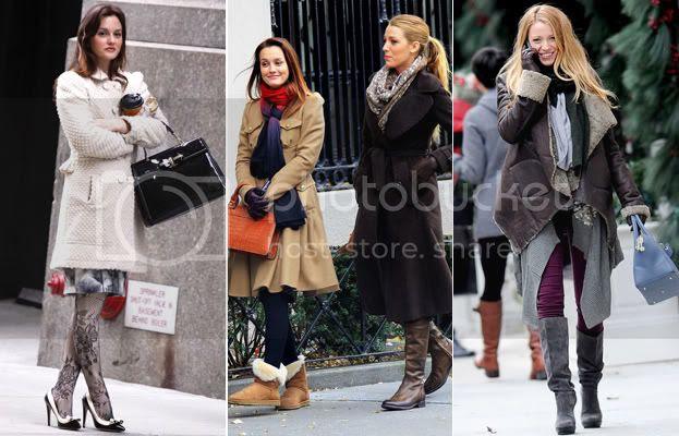 Winter 2010 Fashion Trends: Chic Winter Style