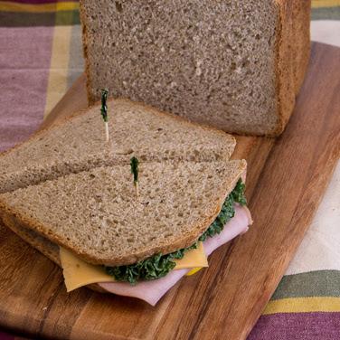 Light Rye Bread for 2-lb. Loaf Breadmaker - HamiltonBeach.com
