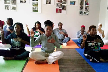 Free Yoga Class Offered for Englewood Women Only on Thursday