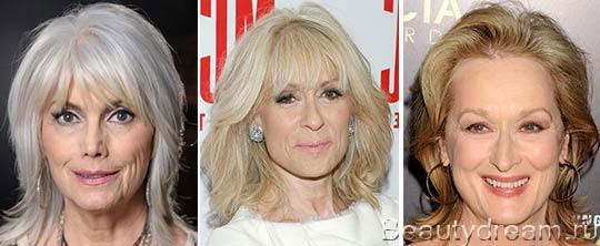 Haarschnitte Für Frauen Nach 60 Jahren Curpurru