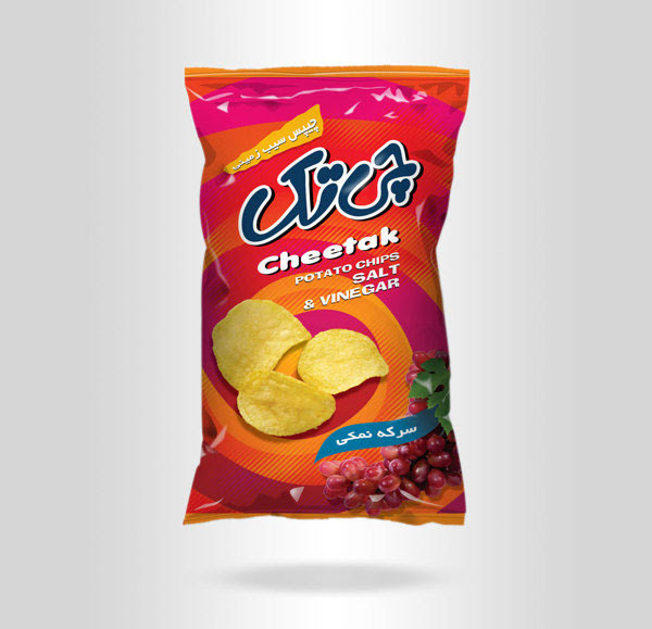 Potato Chips Packaging design examples 30+ Crispy Potato Chips Packaging Design Ideas