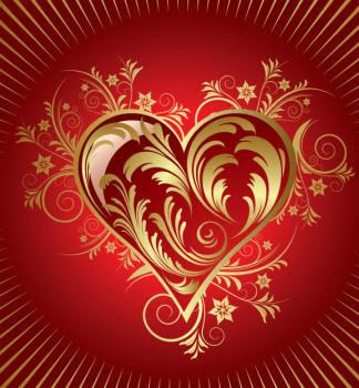 Прекрасная валентинка