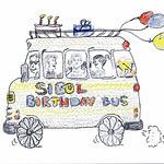 SIBOL Birthday Bus!