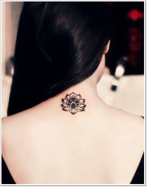 Discreet Lotus Tattoo Design Of Tattoosdesign Of Tattoos