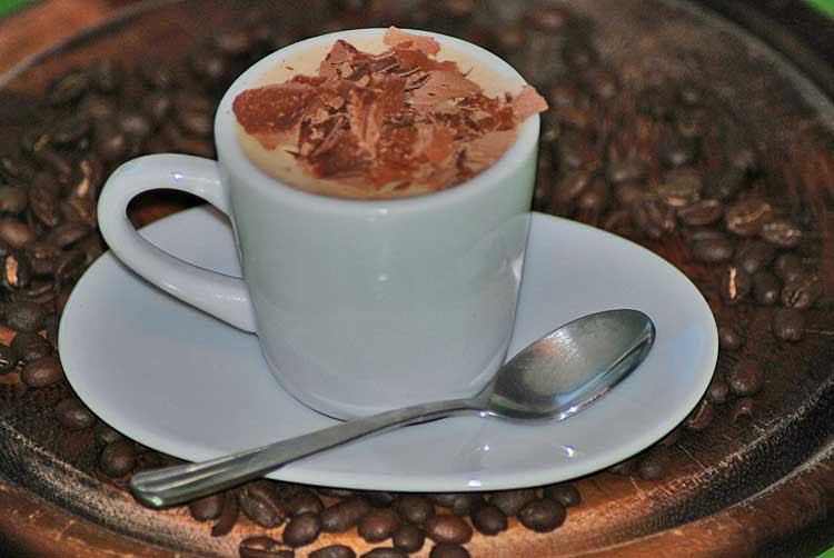 Geeister Kaffee mit Baileys - macht superschön ...